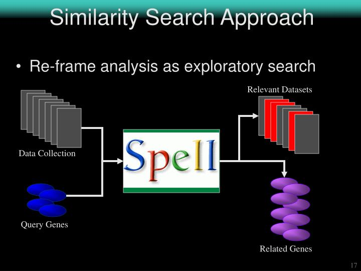 Similarity Search Approach