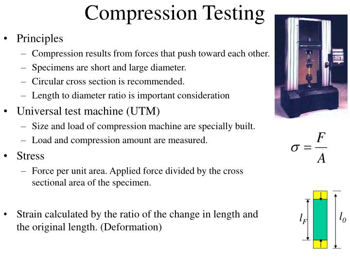 Compression Testing