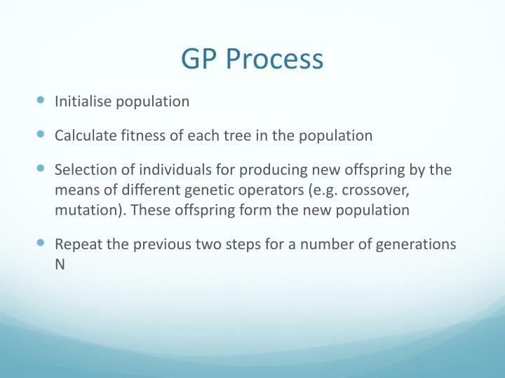 GP Process