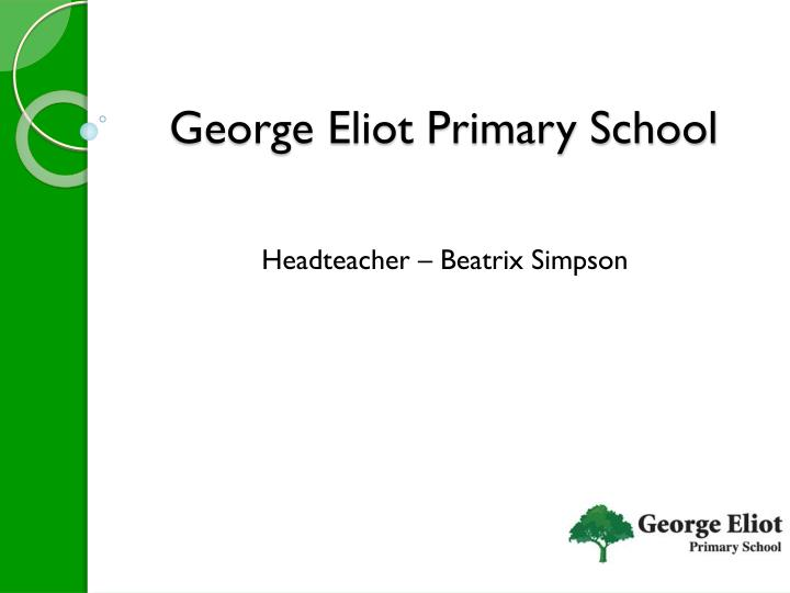 George Eliot Primary School