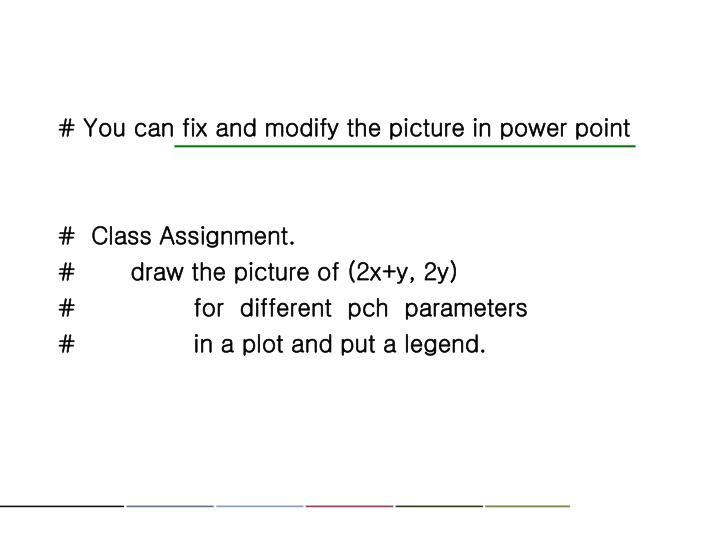 # You can fix and modify the picture in power point