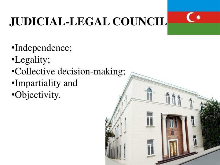 JUDICIAL-LEGAL COUNCIL