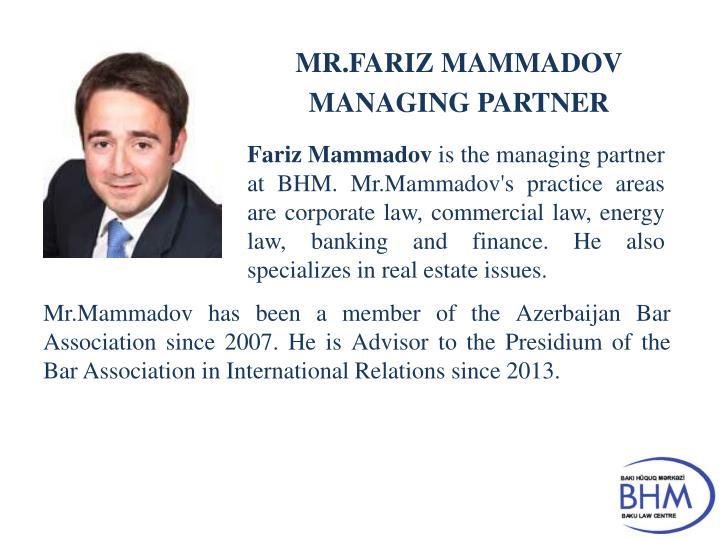 Fariz Mammadov