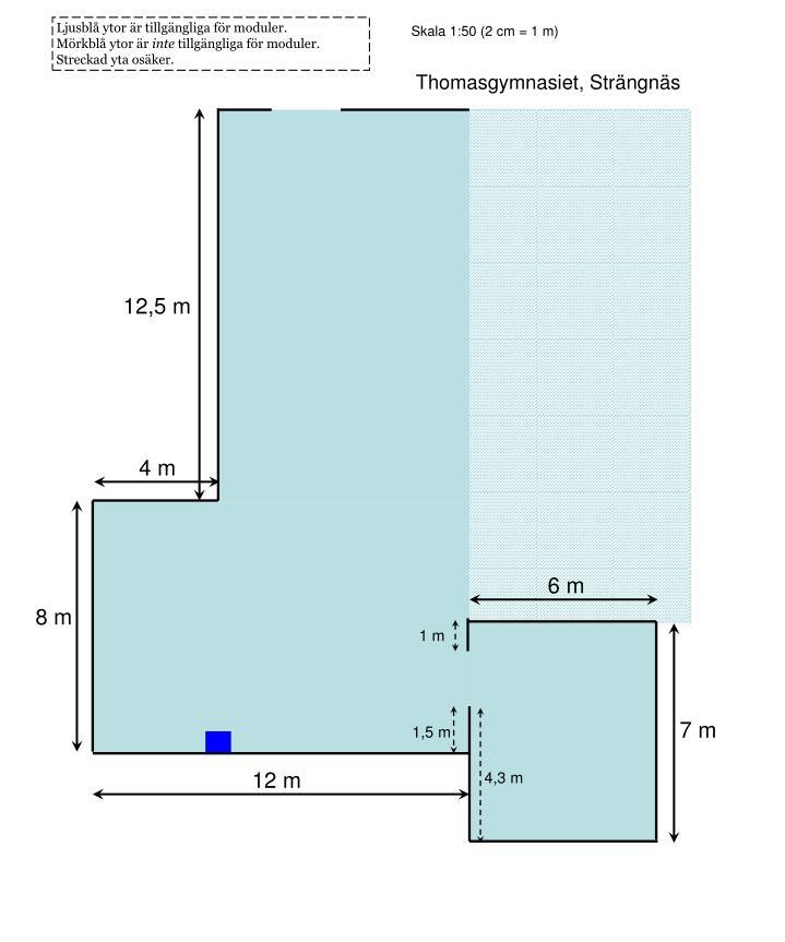 12,5 m