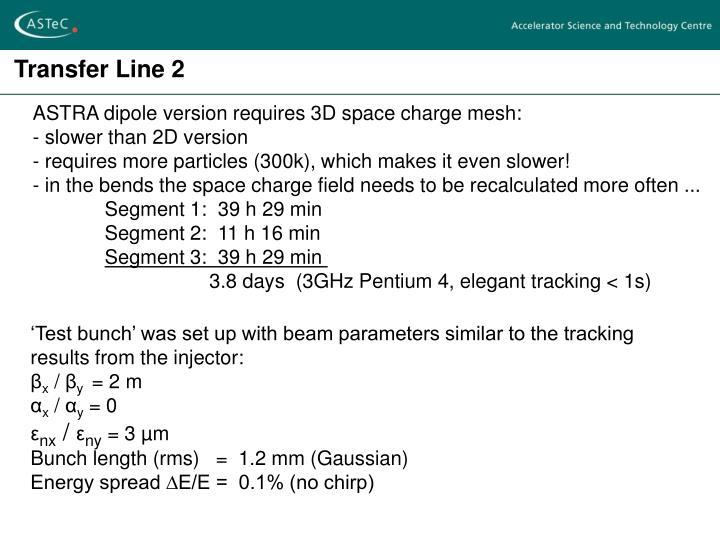 Transfer Line 2