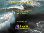 cooling systems water treatment training