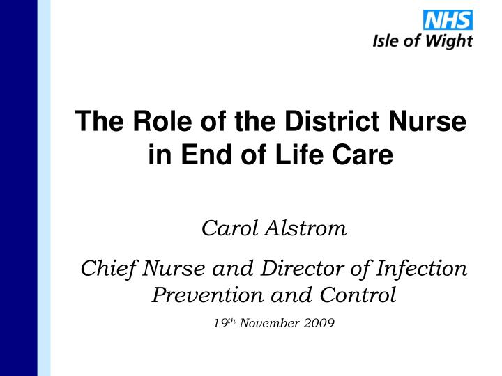 literature review in end of life care