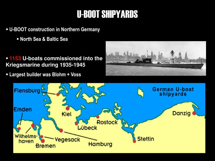 U-BOOT SHIPYARDS