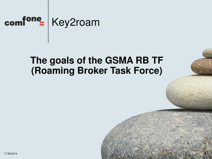 Key2roam