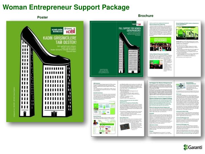 Woman Entrepreneur Support Package
