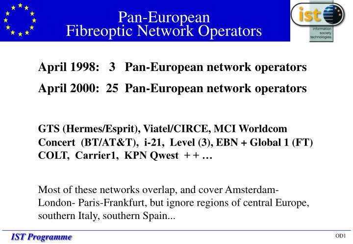 Pan-European