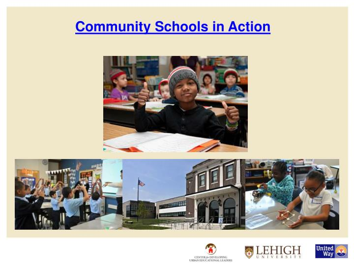 Community Schools in Action