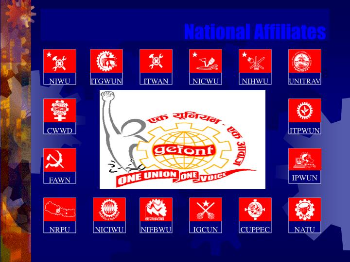 National Affiliates