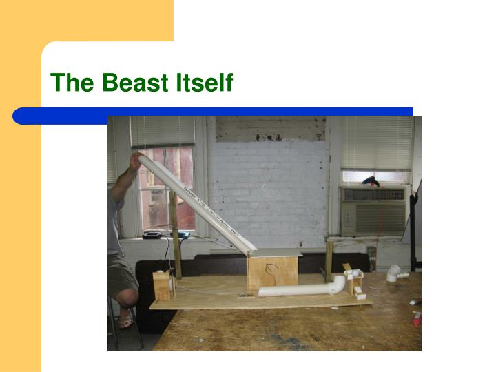 The Beast Itself