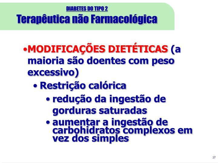 DIABETES DO TIPO 2