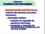 diabetes do tipo 2 terap utica n o farmacol gica