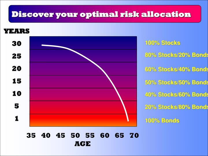 Discover your optimal risk allocation