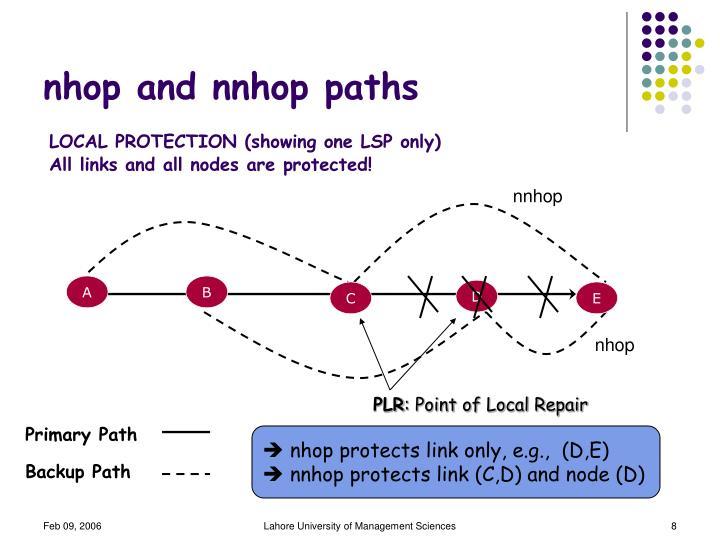 Primary Path