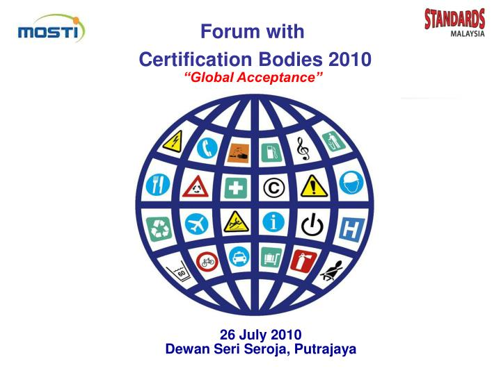 Forum with