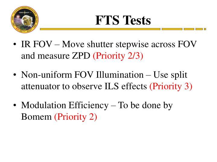 FTS Tests