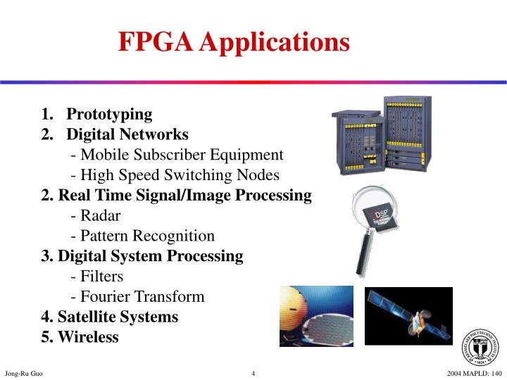 FPGA Applications