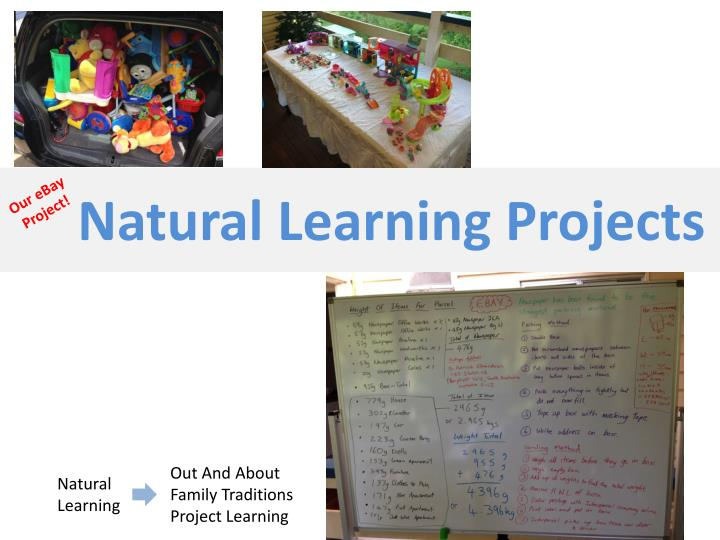 Natural Learning Projects