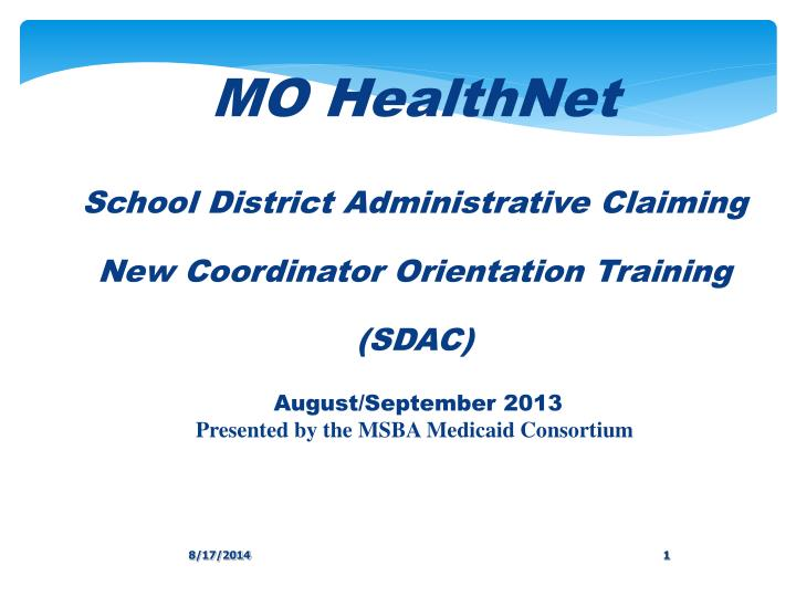 MO HealthNet