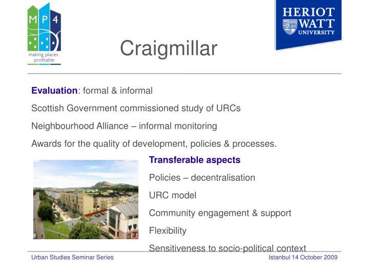 Craigmillar
