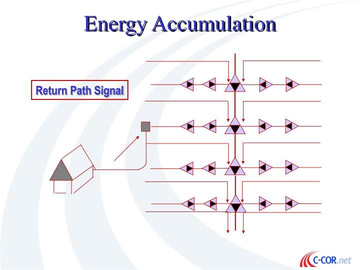 Energy Accumulation
