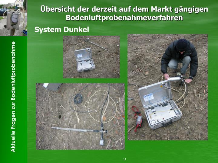 System Dunkel