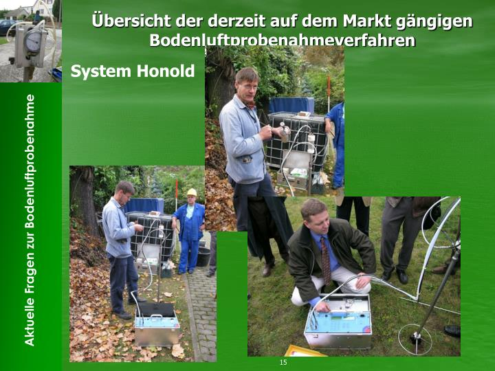 System Honold