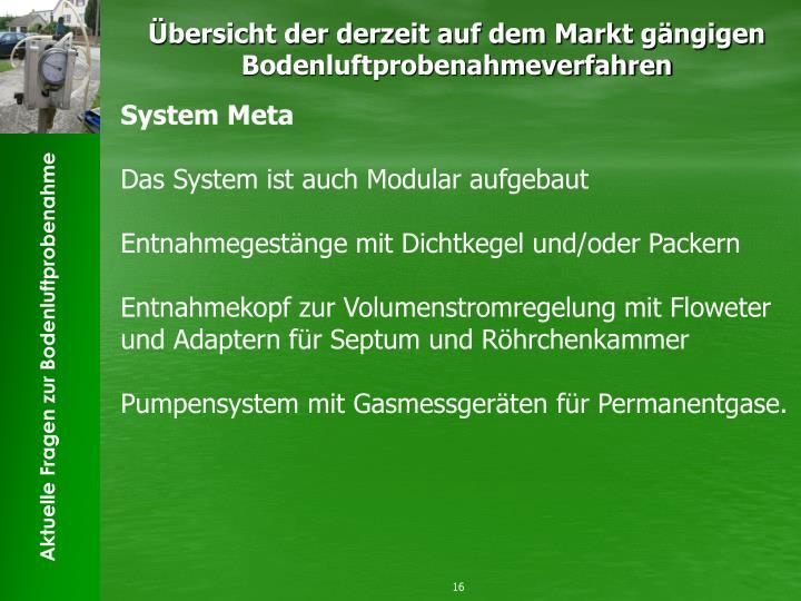 System Meta