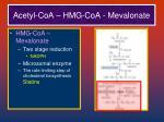 acetyl coa hmg coa mevalonate2