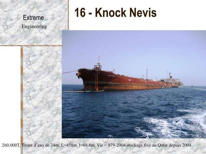 16 - Knock Nevis