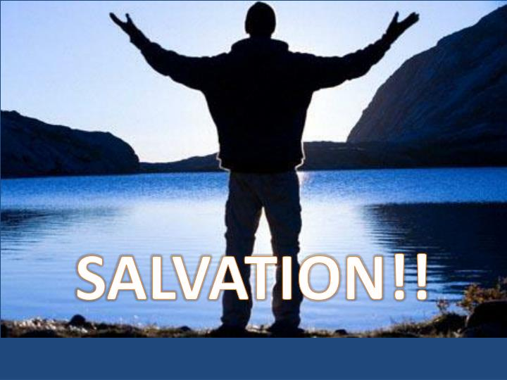 SALVATION!!