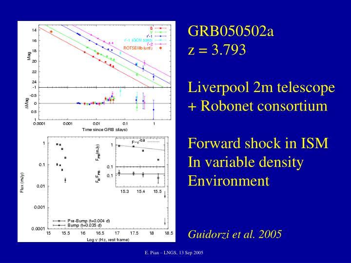 GRB050502a