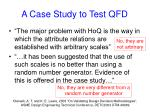 a case study to test qfd3
