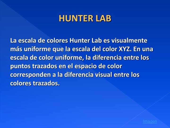 HUNTER LAB