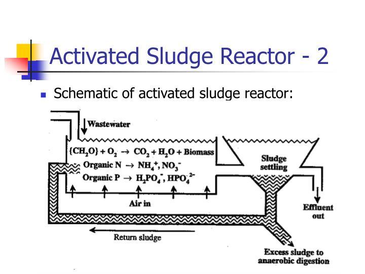Activated Sludge Reactor - 2
