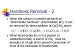 hardness removal 2