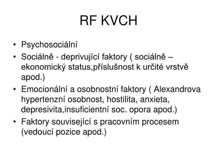 RF KVCH