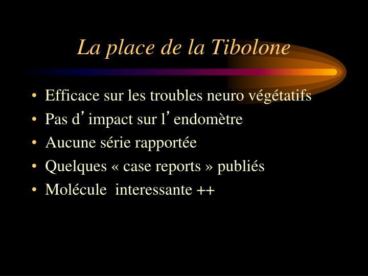 PPT - Endométriose péri ménopause ménopause et THM