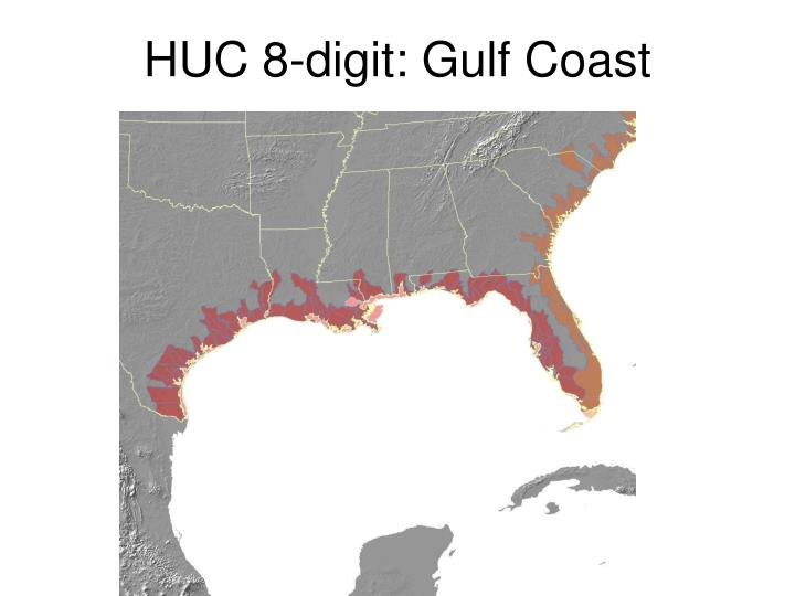 HUC 8-digit: Gulf Coast
