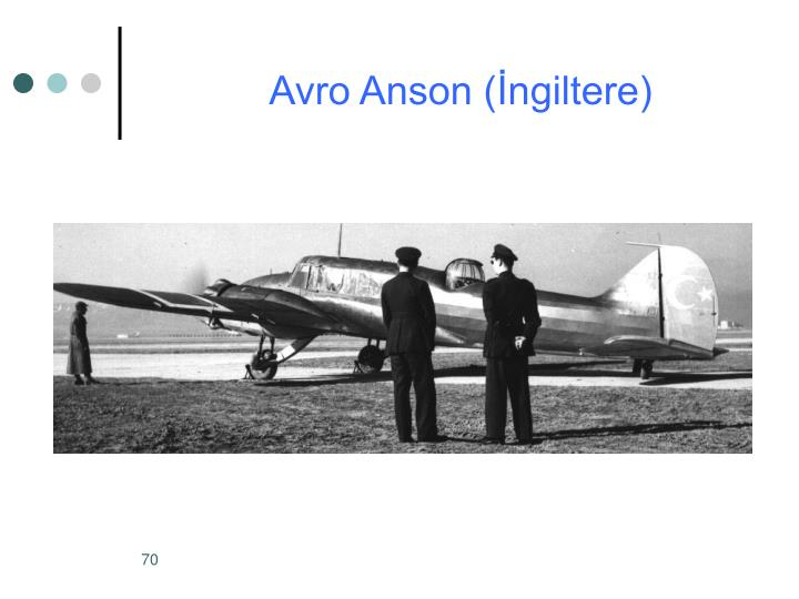 Avro Anson (İngiltere)