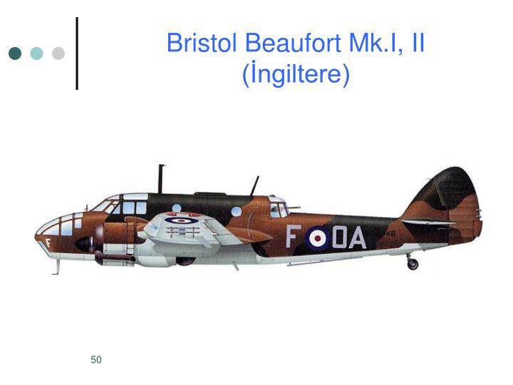 Bristol Beaufort Mk.I, II