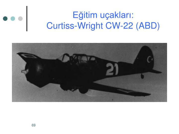 Eğitim uçakları: