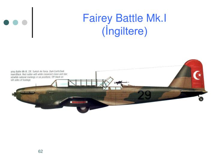 Fairey Battle Mk.I
