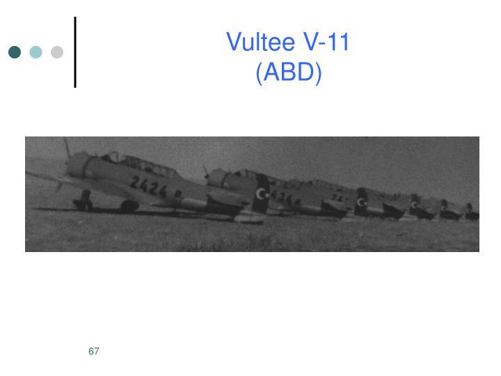 Vultee V-11
