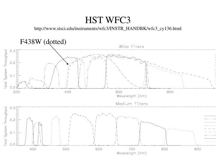 HST WFC3