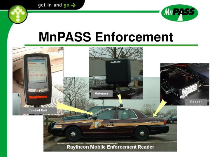MnPASS Enforcement